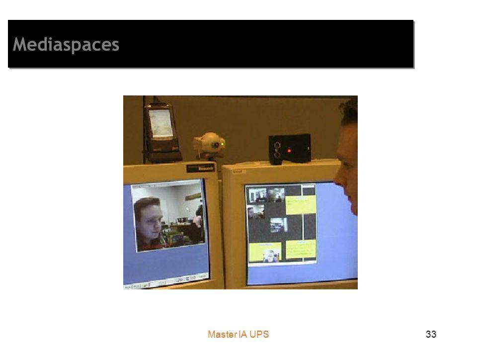Master IA UPS33 Mediaspaces