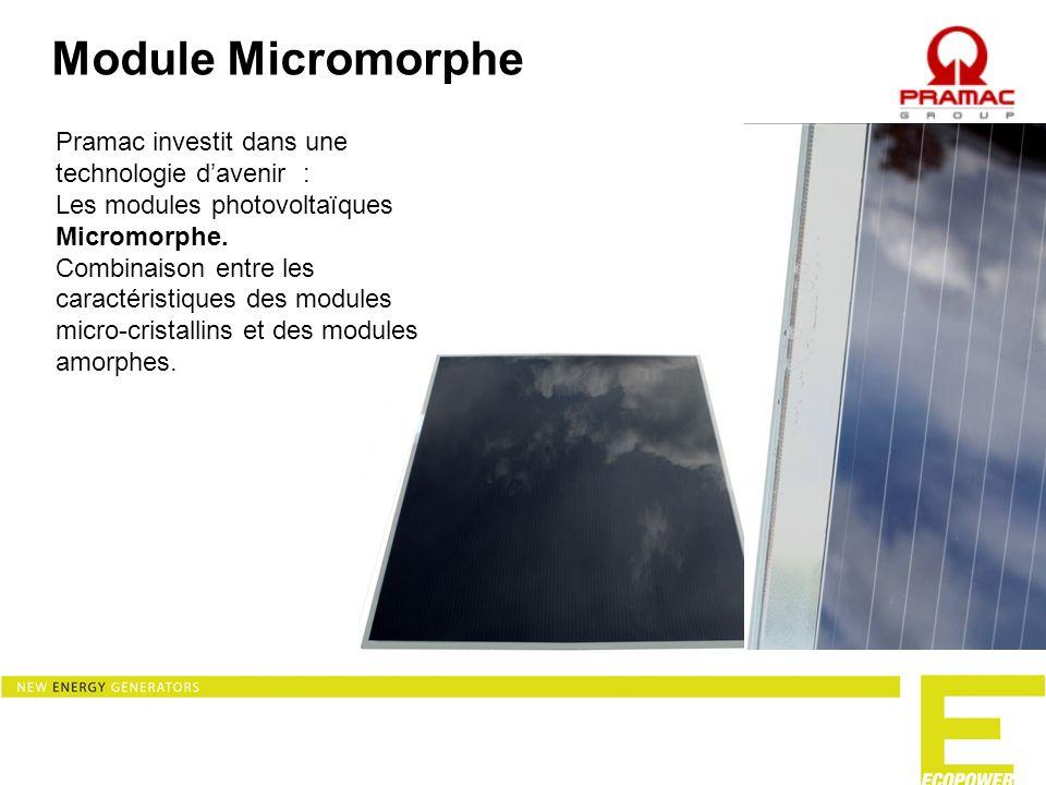 Pramac Aria Mini et micro éoliennes