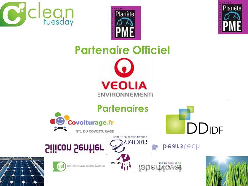 Partenaire Officiel Partenaires