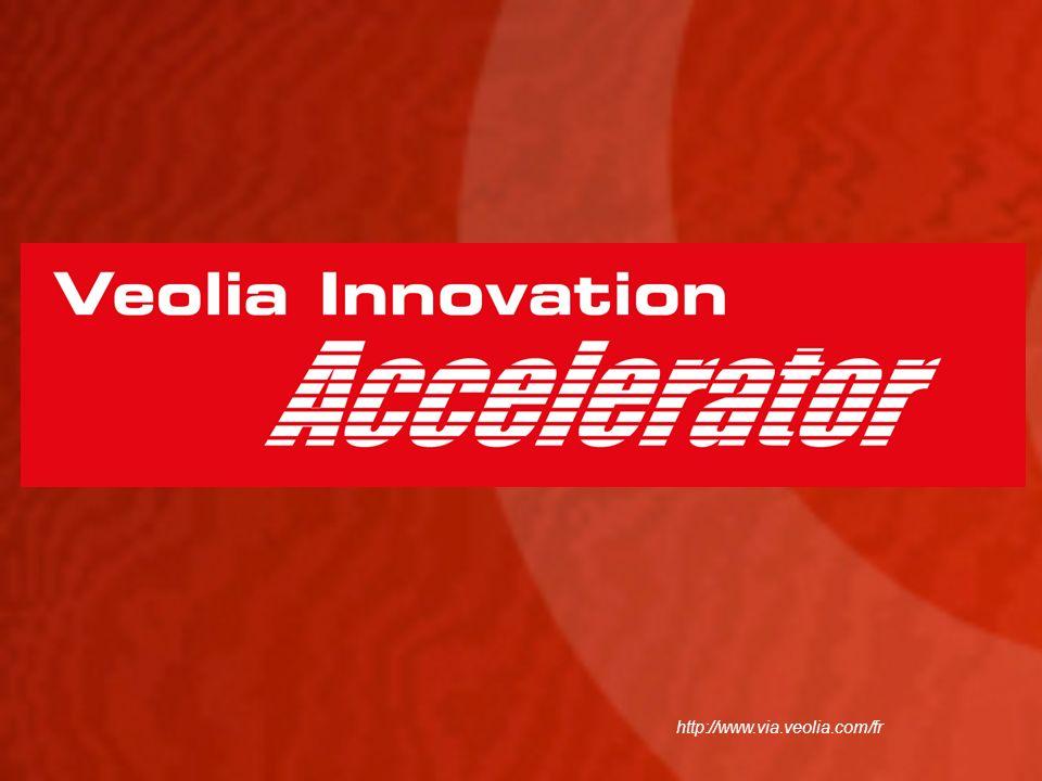 Document commercial non contractuel –Veolia Environnement 28/02/2012 - Veolia Environnement Recherche et Innovation http://www.via.veolia.com/fr
