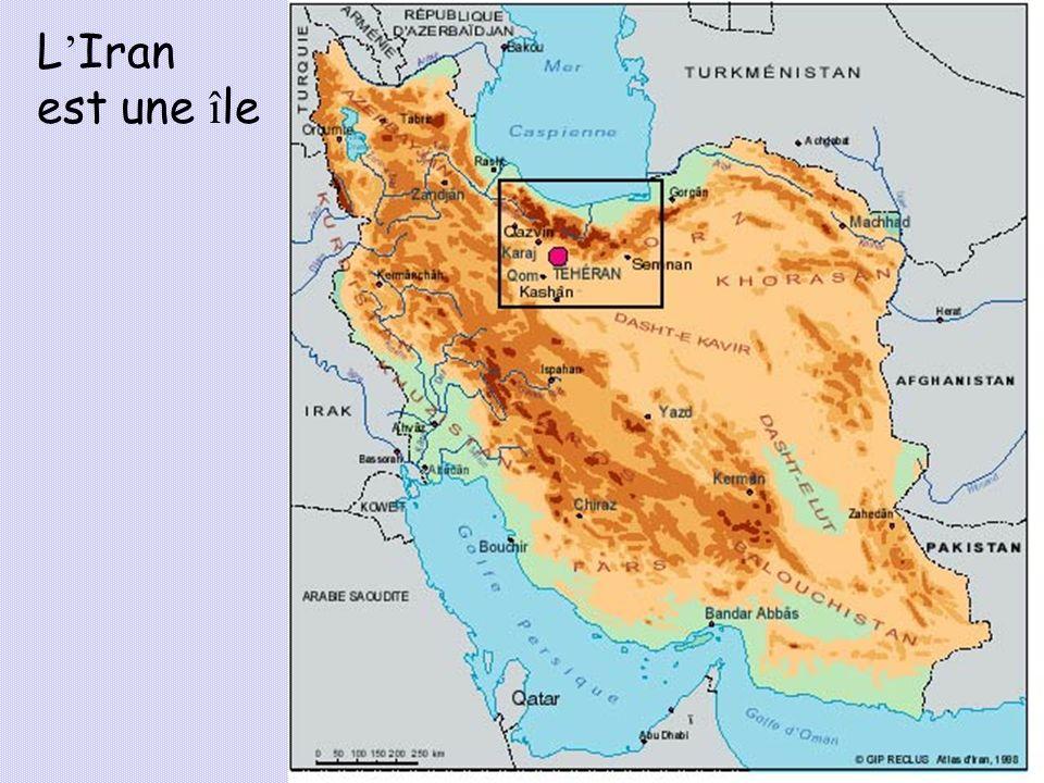 L Iran est une î le