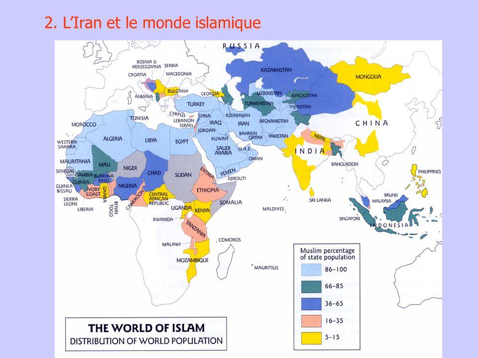 2. LIran et le monde islamique