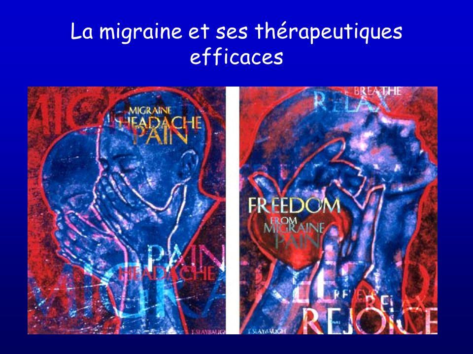 La migraine et ses thérapeutiques efficaces