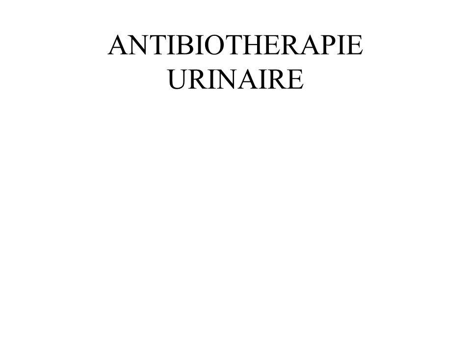ECBU;Généralités –Toilette sans antiseptique;transport immédiat ou conservation à 4° durant 12 à 24 h _Germes dans les infections communautaires: E.Coli 80 à 90 % dans les cystites et pyélonéphrites simples.