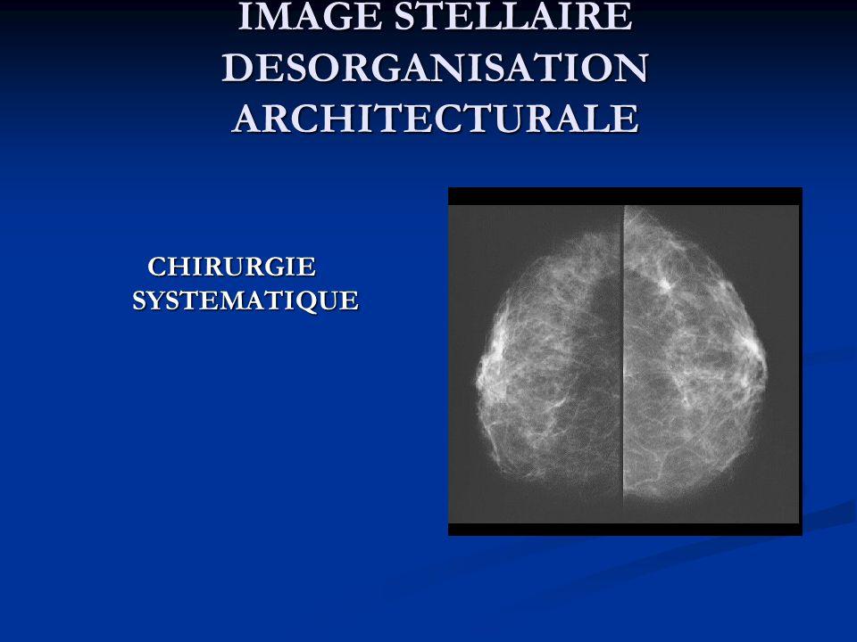 IMAGE STELLAIRE DESORGANISATION ARCHITECTURALE CHIRURGIE SYSTEMATIQUE