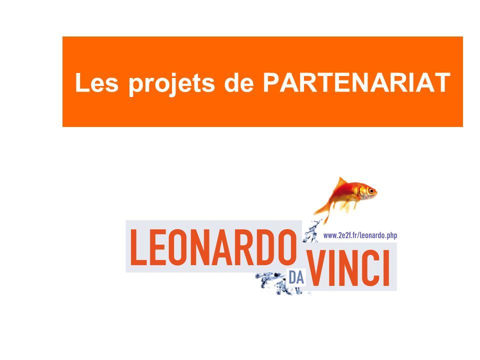 Le projet de partenariat étape par étape