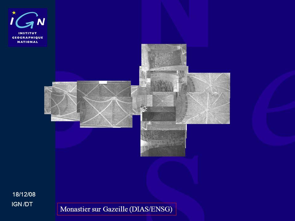 18/12/08 IGN /DT Monastier sur Gazeille (DIAS/ENSG)