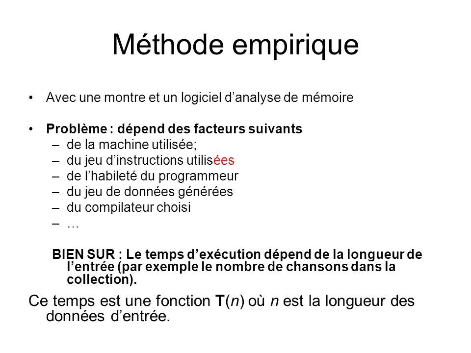 type t_tableau = array[1..15] of integer; var tab : t_tableau; function enigme(quoi : integer, n : integer) : integer; var inf, sup, milieu : integer; var trouve : boolean; début inf := 1; sup := n; trouve := FAUX; tant que (sup >=inf ET trouve = FAUX) faire milieu := (inf + sup) DIV 2; si (quoi = tab[milieu]) alors trouve := VRAI; sinon si (quoi < tab[milieu]) alors sup := milieu -1; sinon inf := milieu + 1; fin si fin tant que si (trouve = FAUX) alors result := 0; sinon result := milieu; fin si fin