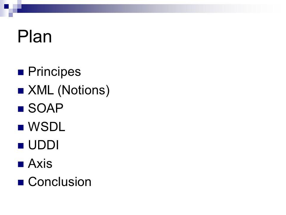 Encodage Lencodage cest la représentation de valeurs sous forme XML.
