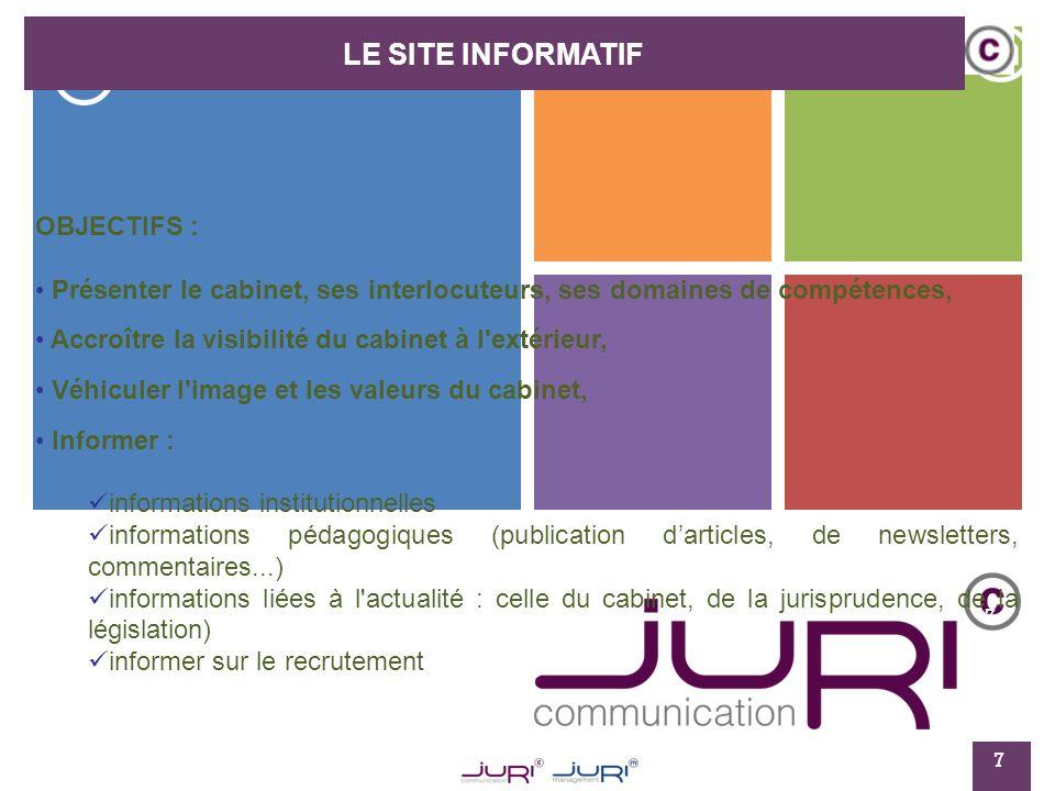 CONTACT 12 131 avenue de Malakoff 75 116 Paris Tel : +33 (1) 45 00 36 54 - Fax : +33 (1) 45 00 39 14 contact@juricommunication.com www.juricommunication.com 18
