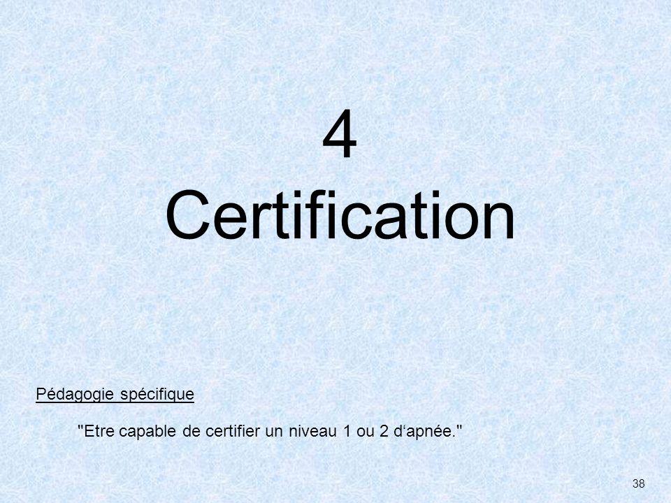 38 4 Certification
