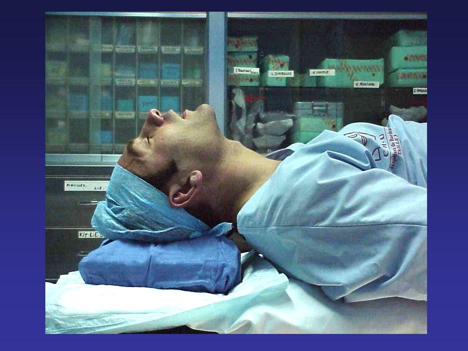 La position intra-trachéale La clinique peut elle affirmer que la sonde est intra-œsophagienne?