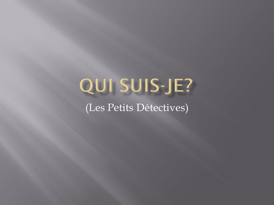 (Les Petits Détectives)