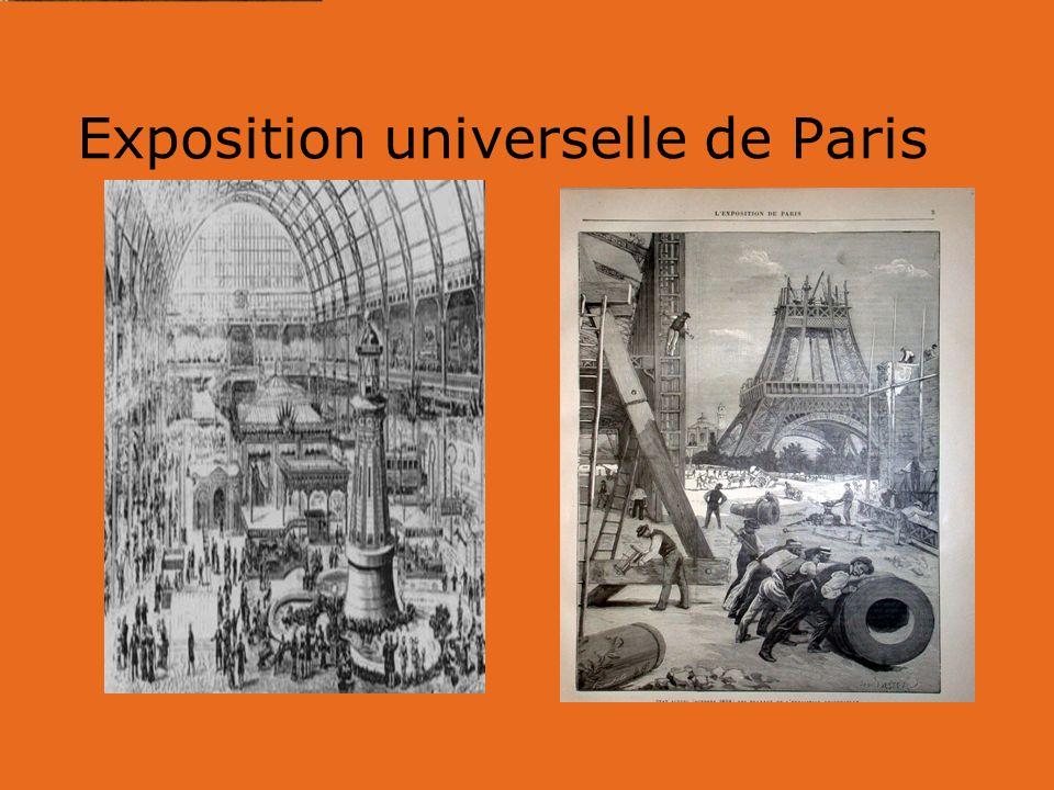 Exposition universelle de Paris