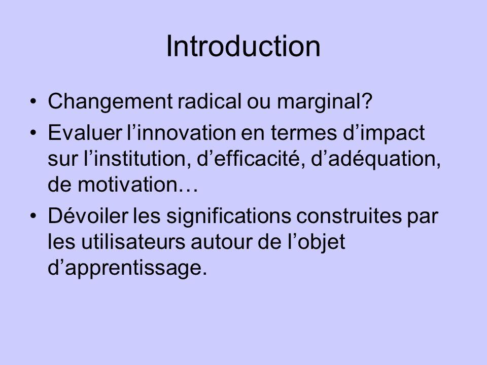 Les 4 moments de lappropriation 1. adoption 2. découverte 3. apprentissage 4. banalisation