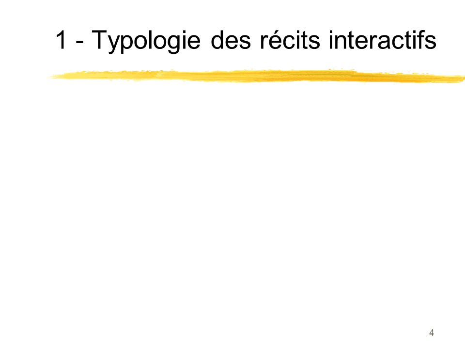 15 Structure : combinatoire généralisée Larchitecture matérielle du récit
