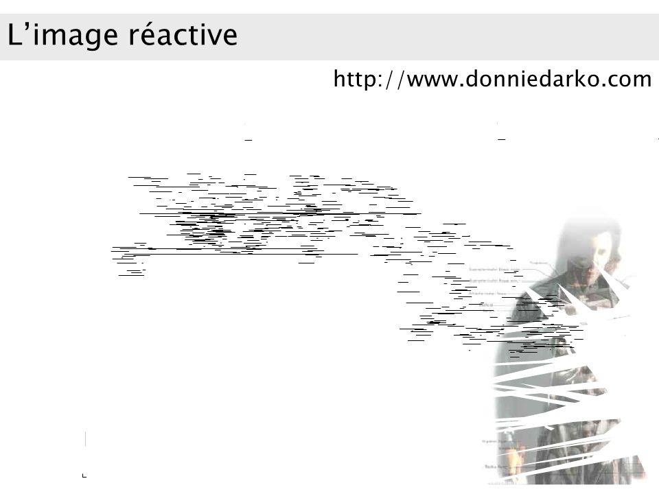 Limage réactive http://www.donniedarko.com