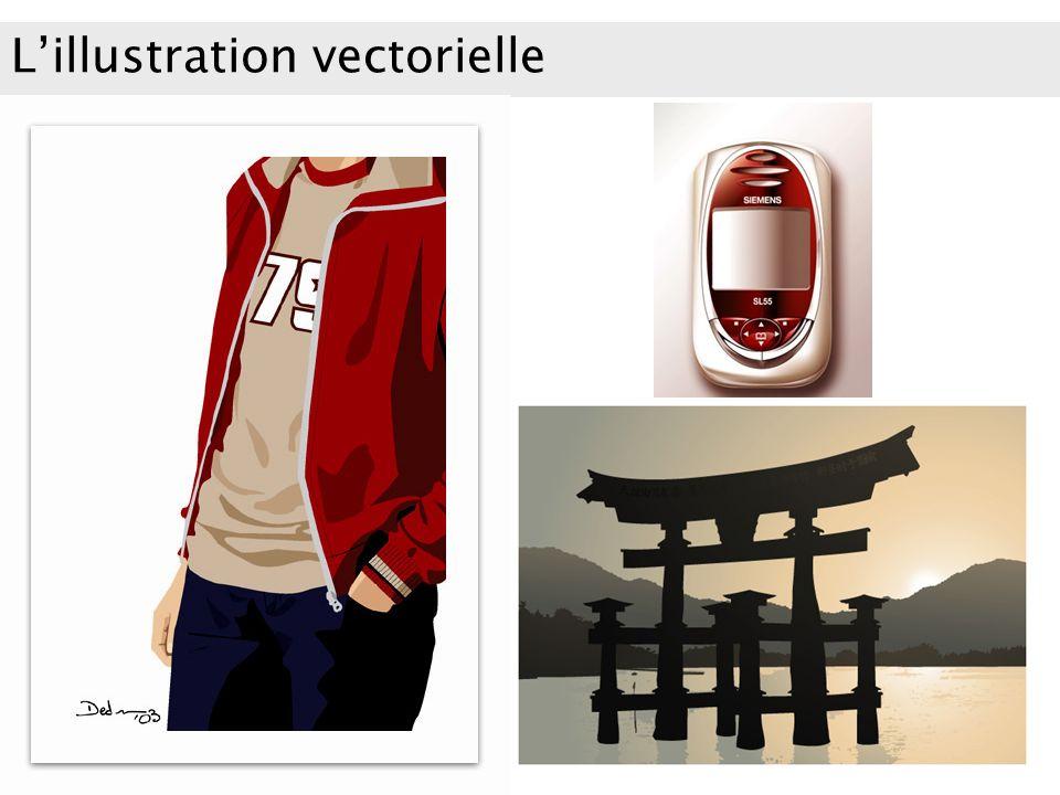 Lillustration vectorielle