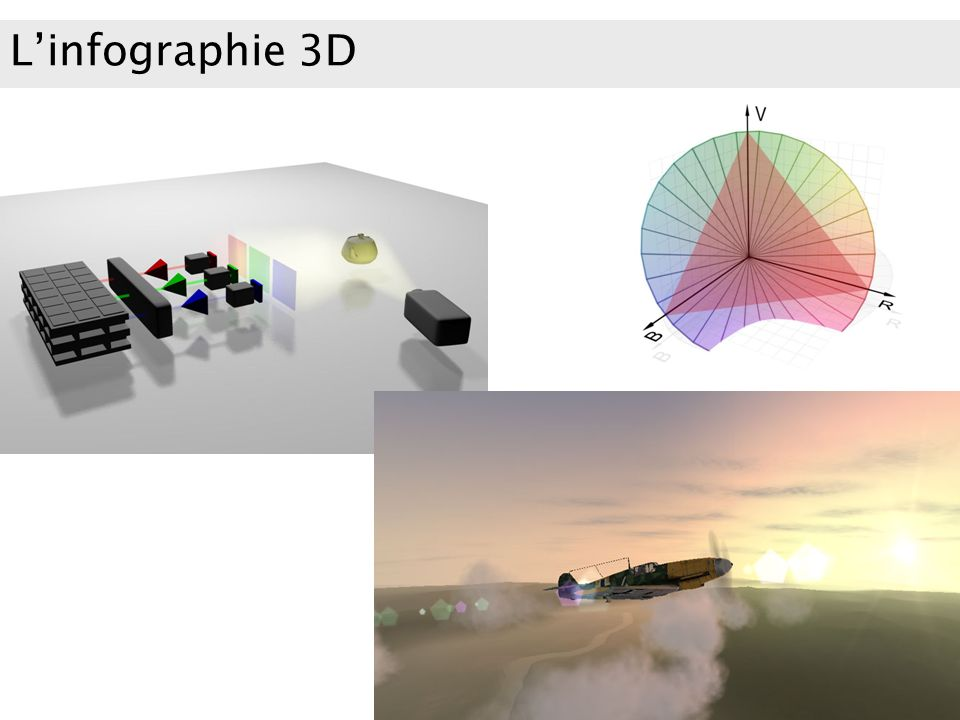 Linfographie 3D
