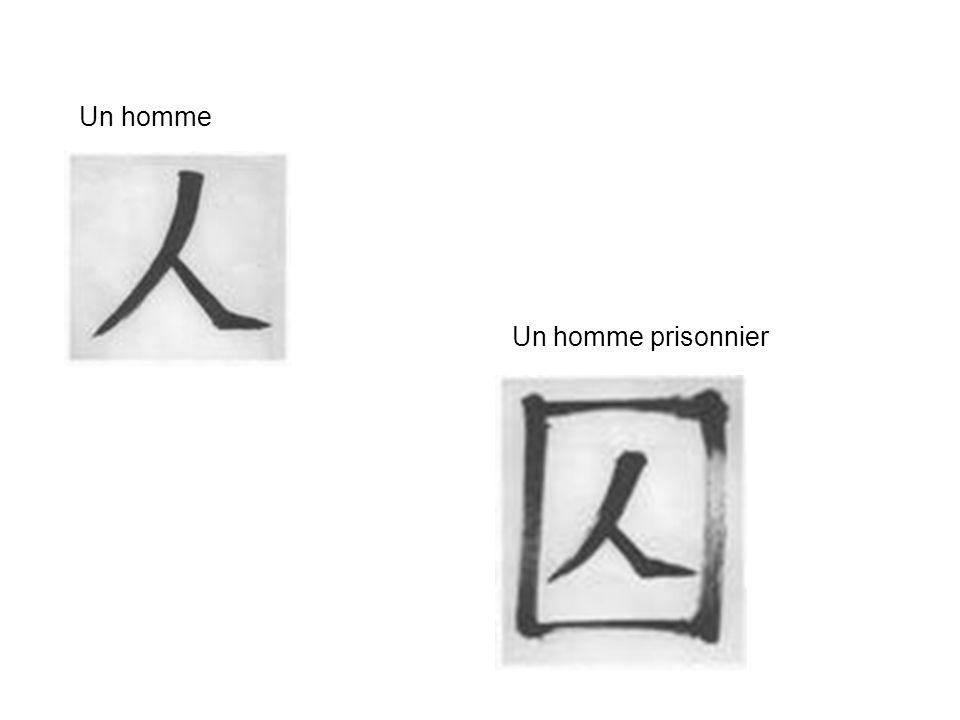 Un homme Un homme prisonnier