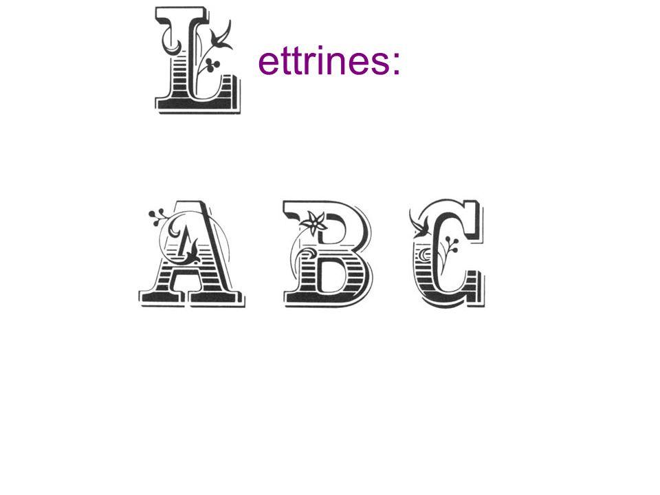 ettrines: