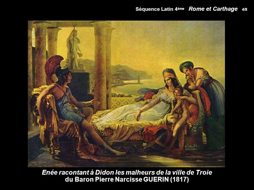 Port de Carthage (syndicat du tourisme tunisien) Séquence Latin 4 ème Rome et Carthage 5/8