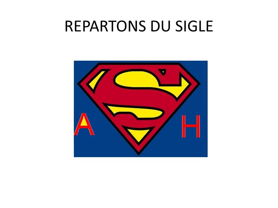 REPARTONS DU SIGLE