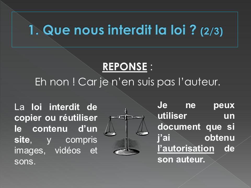 ALORS… FAIRE DU COPIER/COLLER EST TOTALEMENT IL-LE-GAL !