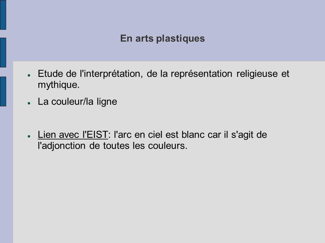 Etude interdisciplinaire En français et histoire: => Les textes fondateurs => La lecture d image => Les hébreux En éducation civique => Le fait religieux => La laïcité