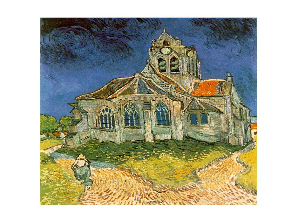 III) Comment expliquer la disparition de la couleur rose du tableau de Van Gogh .