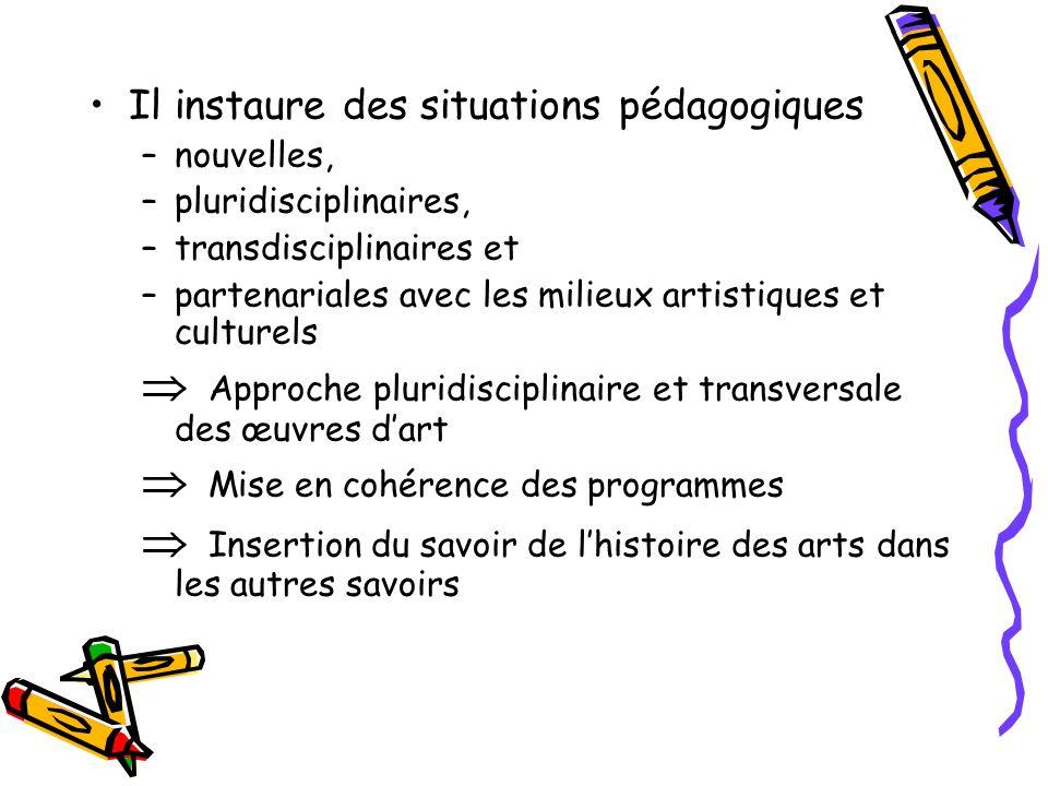 Les matières et des contenus LHDA concerne avant tout les disciplines de la culture humaniste -Histoire -Education musicale -Arts plastiques -Français Mais aussi: Les enseignements scientifiques et techniques ……………………………………………………………… Et lEPS