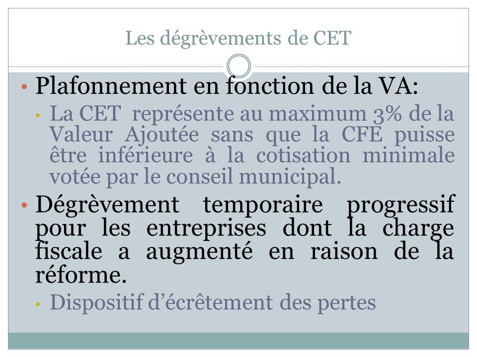 Les obligations déclaratives pour la CVAE Personnes concernées : assujetties CFE + CA de référence > 152 500. Déclaration 1330 –CVAE 2011 au titre de