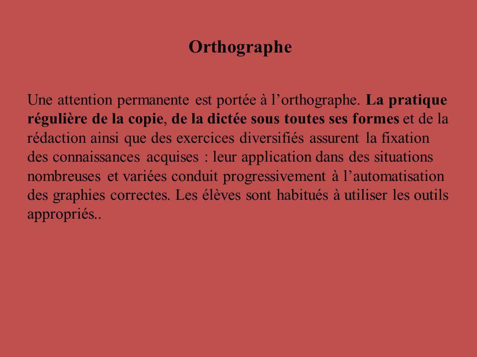 Quelles erreurs, quel profil .En résumé : - Orthographe lexicale : statu quo.
