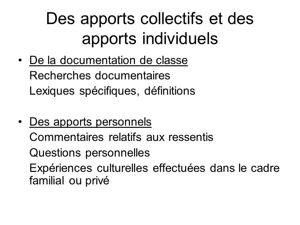 Il ne remplace en aucun cas les documents référents de la classe Frises chronologiques Affichages Musées de classe...