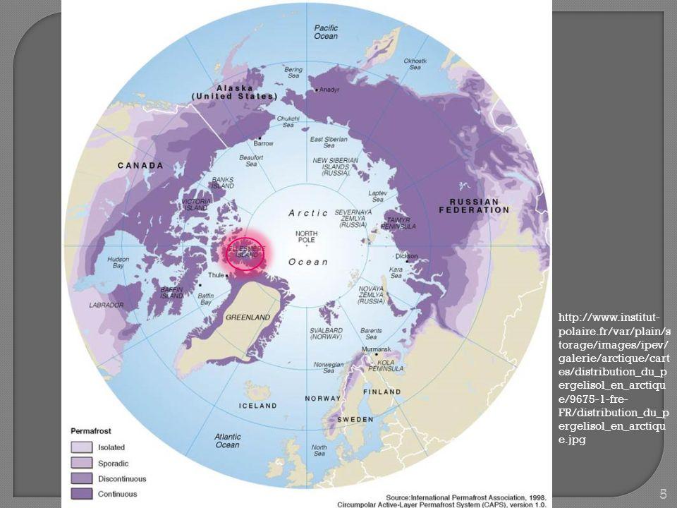 Les critères de découpage régional du monde polaire se fondent sur: -l intensité des phénomènes liés au froid -leur durée -leur rythme -la continentalité du milieu, ou son caractère maritime plus ou moins affirmé selon que la mer est gelée, ne l est pas ou … partiellement 6