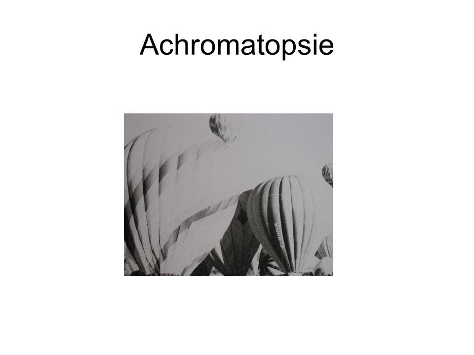 Achromatopsie