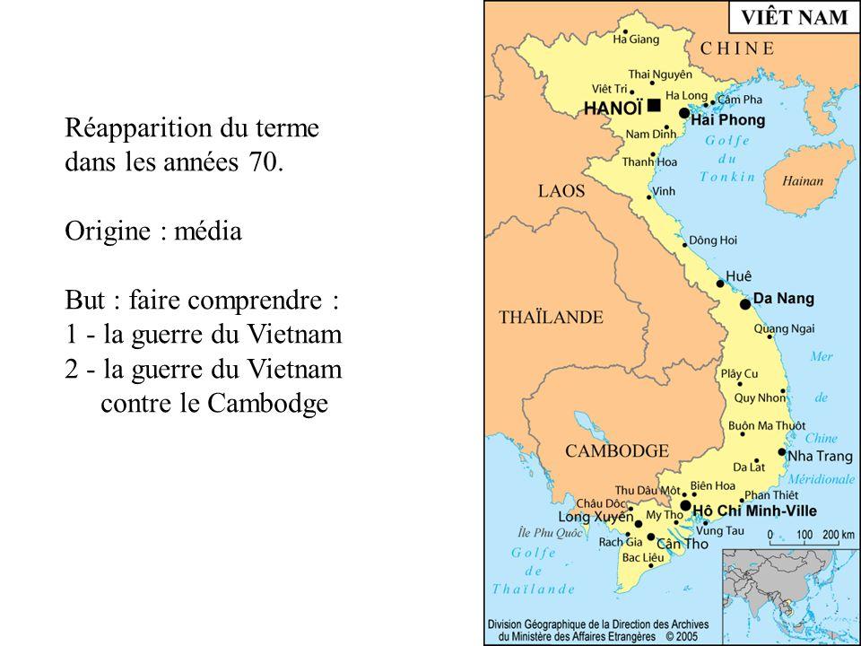 Général Karl HAUSHOFER 1918 - Cahiers pour la Géopolitique Pour les Nazis, le terme sera synonyme de domination « naturelle » sur un territoire « natu