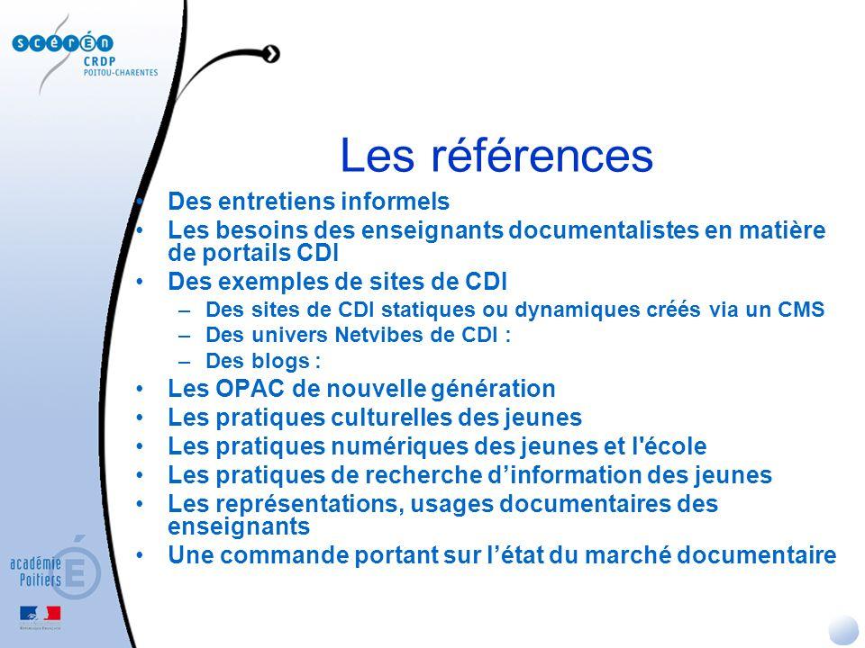 Larticulation BCDI / e-sidoc