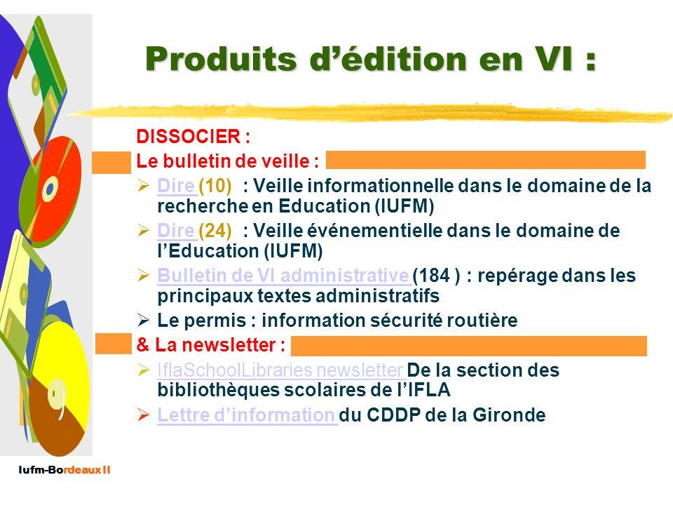 Iufm-Bordeaux II vincent.liquete@aquitaine.iufm.fr