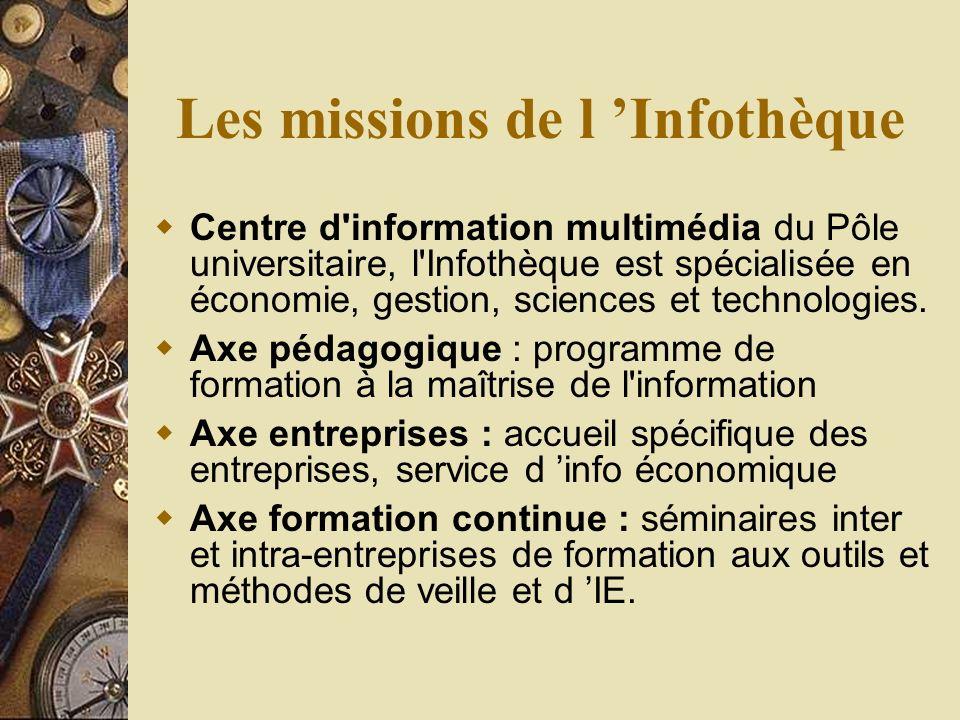 Les « 10 facteurs de réussite » pour faciliter la collaboration enseignants-professionnels de l information 1.Présence d une médiathèque bien fournie.