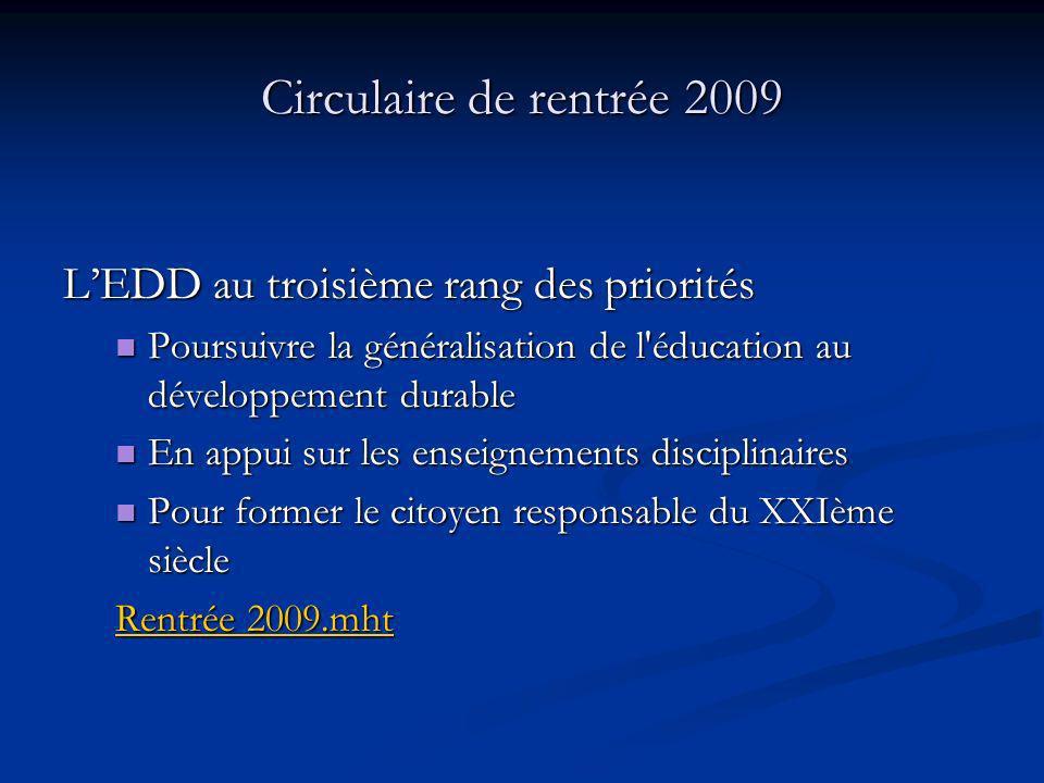 Circulaire 2007 : trois axes 2ème circulaire EDD 07.doc 2ème circulaire EDD 07.doc 2ème circulaire EDD 07.doc 2ème circulaire EDD 07.doc « Inscrire pl