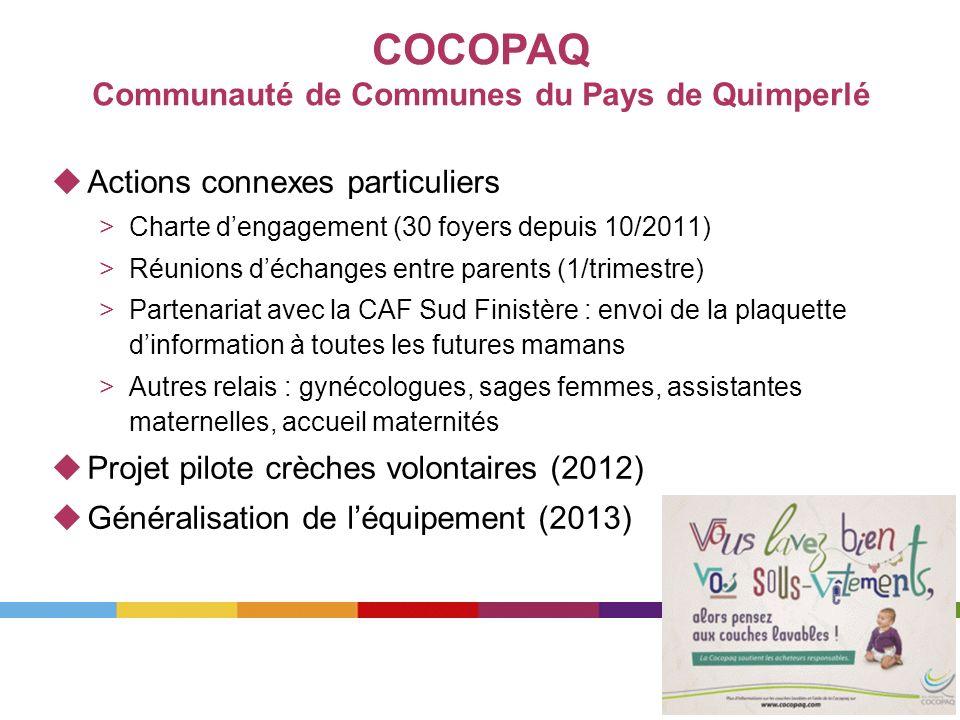 Actions connexes particuliers >Charte dengagement (30 foyers depuis 10/2011) >Réunions déchanges entre parents (1/trimestre) >Partenariat avec la CAF
