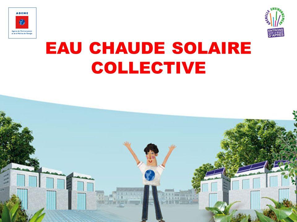 EAU CHAUDE SOLAIRE COLLECTIVE 45