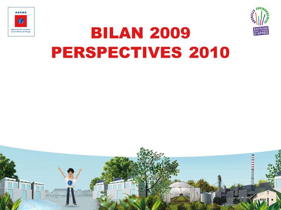 BILAN 2009 PERSPECTIVES 2010 68