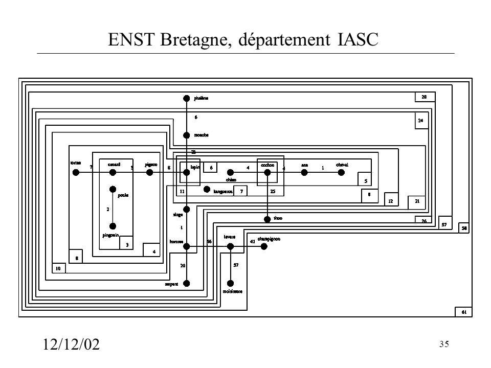 ENST Bretagne, département IASC 12/12/02 35