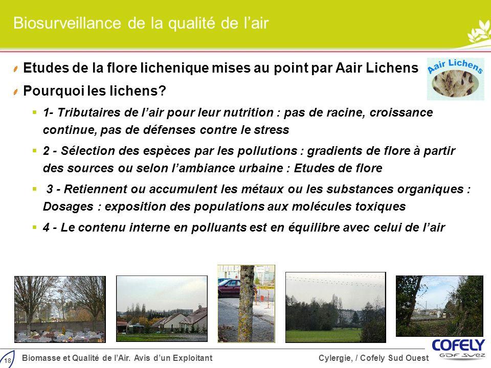 18 Biomasse et Qualité de lAir.