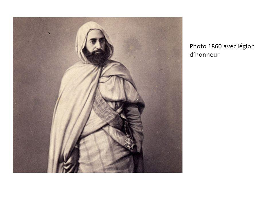 Photo 1860 avec légion dhonneur