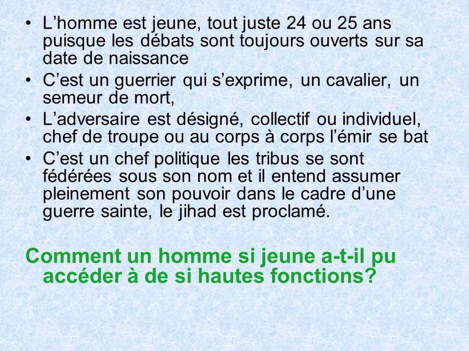 Abdelkader: lettre aux français 1858 Réédition 2007 Phébus Libretto Lauteur se présente dans le respect des usages traditionnels Une généalogie qui se déploie dans toute son ampleur et qui montre quAbdelkader est un descendant du Prophète.