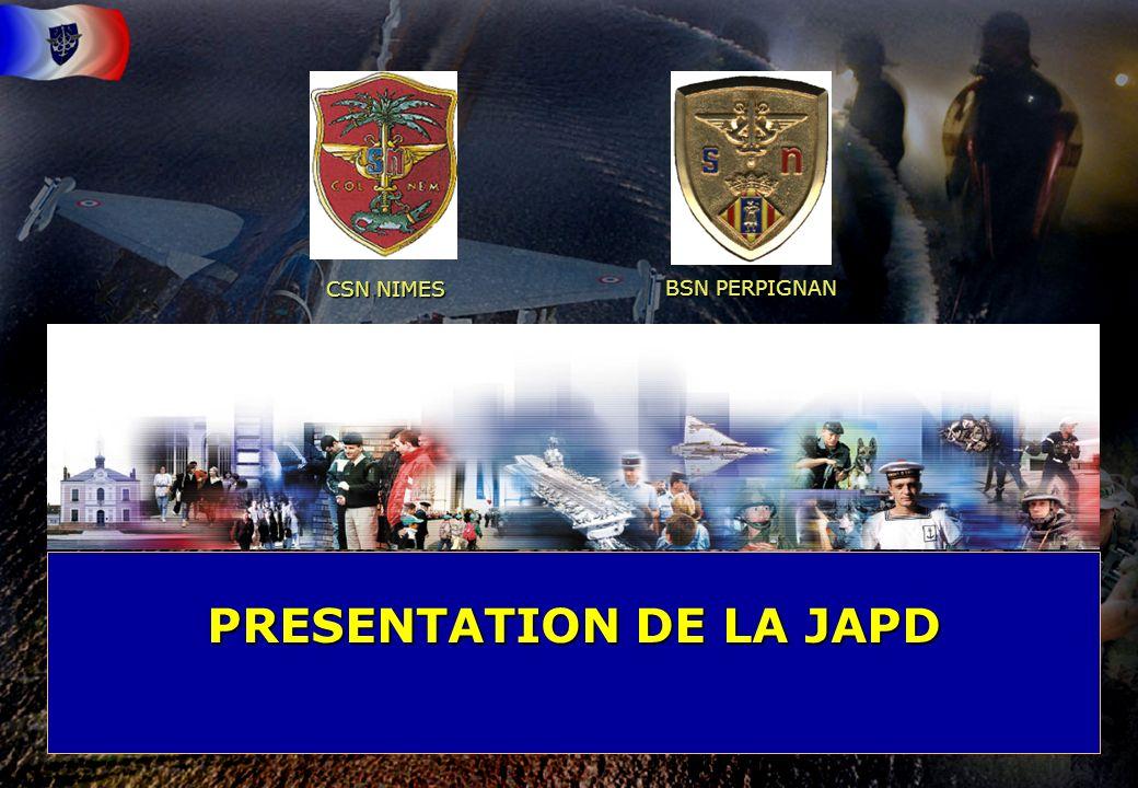 11 PRESENTATION DE LA JAPD CSN NIMES BSN PERPIGNAN