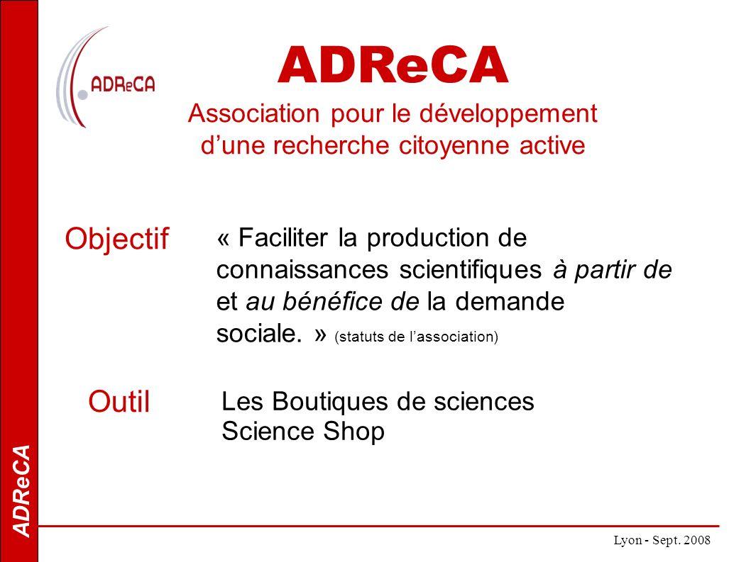 ADReCA Lyon - Sept.
